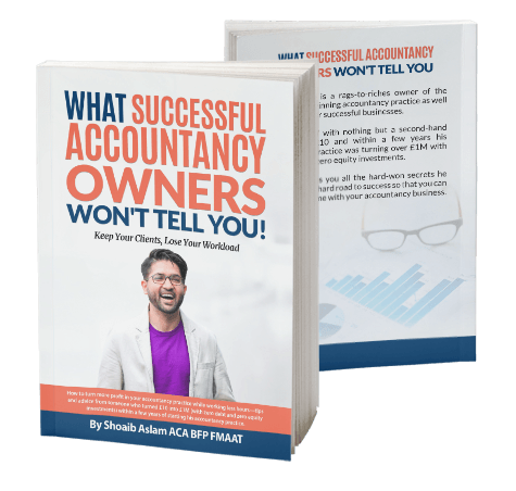 What successful accountancy owners won't Tell you - eBook