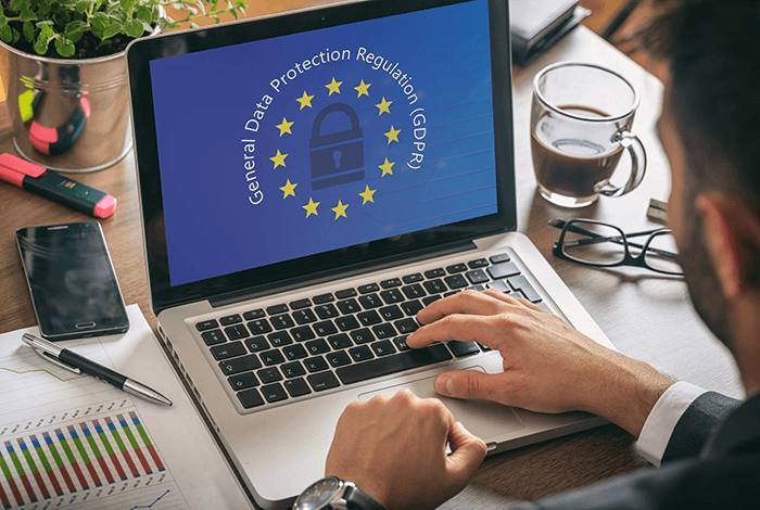 Europe's GDPR data privacy